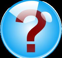 Interrogación, pregunta