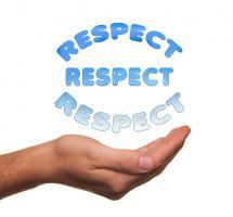 Respetarnos mutuamente en nuestras decisiones
