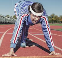 ¿Ser más perseverante haciendo ejercicio?