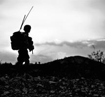 Promover el gasto militar