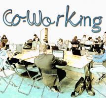 Trabajar desde un espacio de coworking