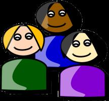 ¿Trabajar en equipo, y colaborar en los objetivos de mi grupo de trabajo?