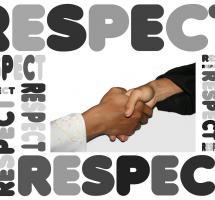 Transmitir los valores con el ejemplo