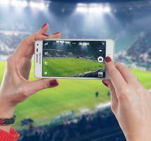 ¿Usar un teléfono móvil como cámara de video?