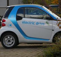 Usar un vehículo eléctrico