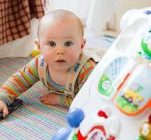 Utilizar la estimulación temprana con mis hijos