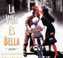 """Ver """"La vida es bella"""" de Roberto Benigni"""