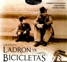 """Ver """"Ladrón de bicicletas"""" de Vittorio de Sica"""