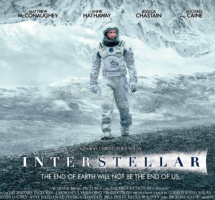 "Ver ""Interstellar"" de Christopher Nolan"