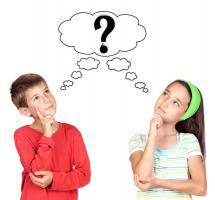 Aceptar niños cuestionar no entienden