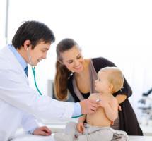 ¿Llevar al bebé al médico de cabecera?
