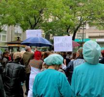 manifestacion de trabajadores
