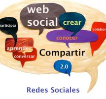 redes socailes-web