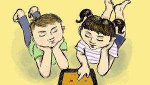 ¿Alejar a los niños lo máximo posible de la tecnología?