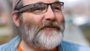 Usar las Google Glass